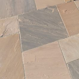 Slabs, Jointing Compound & Patio Care