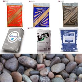 Cement, Aggregates & Decorative Stone
