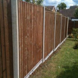 Closeboard Fence Panels