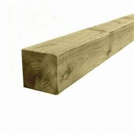 100mm x 100mm Wooden Posts