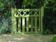 Cross Top Gate 0.9m x 0.9m CTG90
