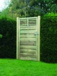 Elite Slatted Top Gate 1.8m High x 0.9m Wide ESTG180