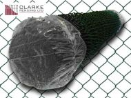 Green Plastic Coated Chainlink