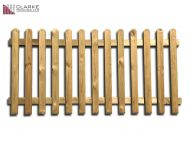 Sawn Picket Sections R/Top
