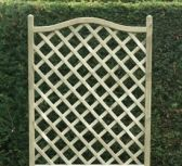 Planter And Trellis 153cm x 50cm x 100cm PT