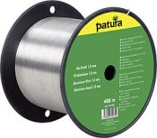 Aluminium Wire 2.0mm 400m Roll