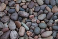 Scottish pebbles 20mm - 40mm Mini bag