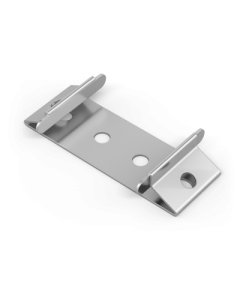 DURAPOST CAPPING RAIL CLIP | 20MM BZP (BAG OF 10)