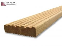120mm x 28mm Decking Board