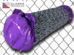 Galvanised Chainlink