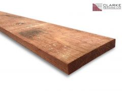 150mm x 22mm Wooden Gravel Boards