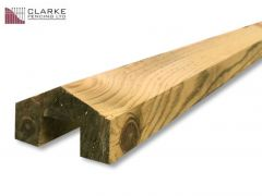 Grooved Closeboard Capping