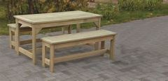 Patio Dining Set PDS