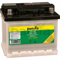 Standard Wet Cell Battery 12v (Rechargeable)