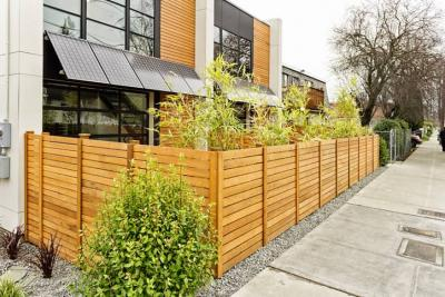 The Types of Fence Panels to Choose for Your Garden
