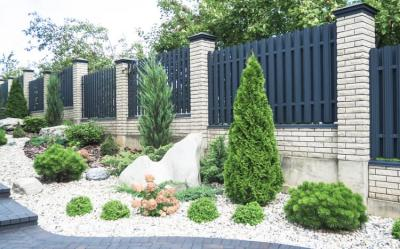 What is Legal Fence Panel Height?