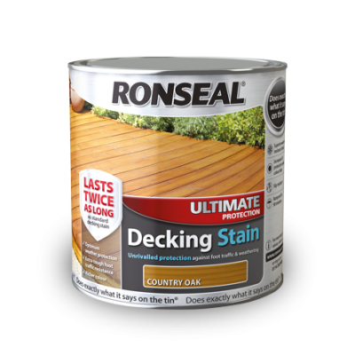 How to Stain a Deck: Best Decking Stain UK