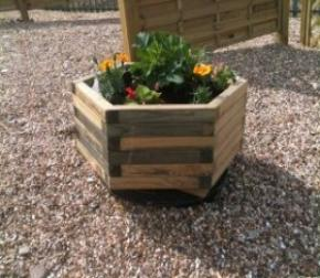 Planting Boxes