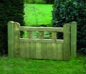 Garden & Picket Gates