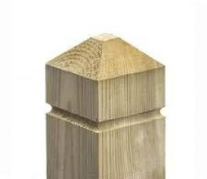 Decking Newel Posts