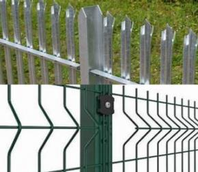 Security Fencing / Barrier Protection